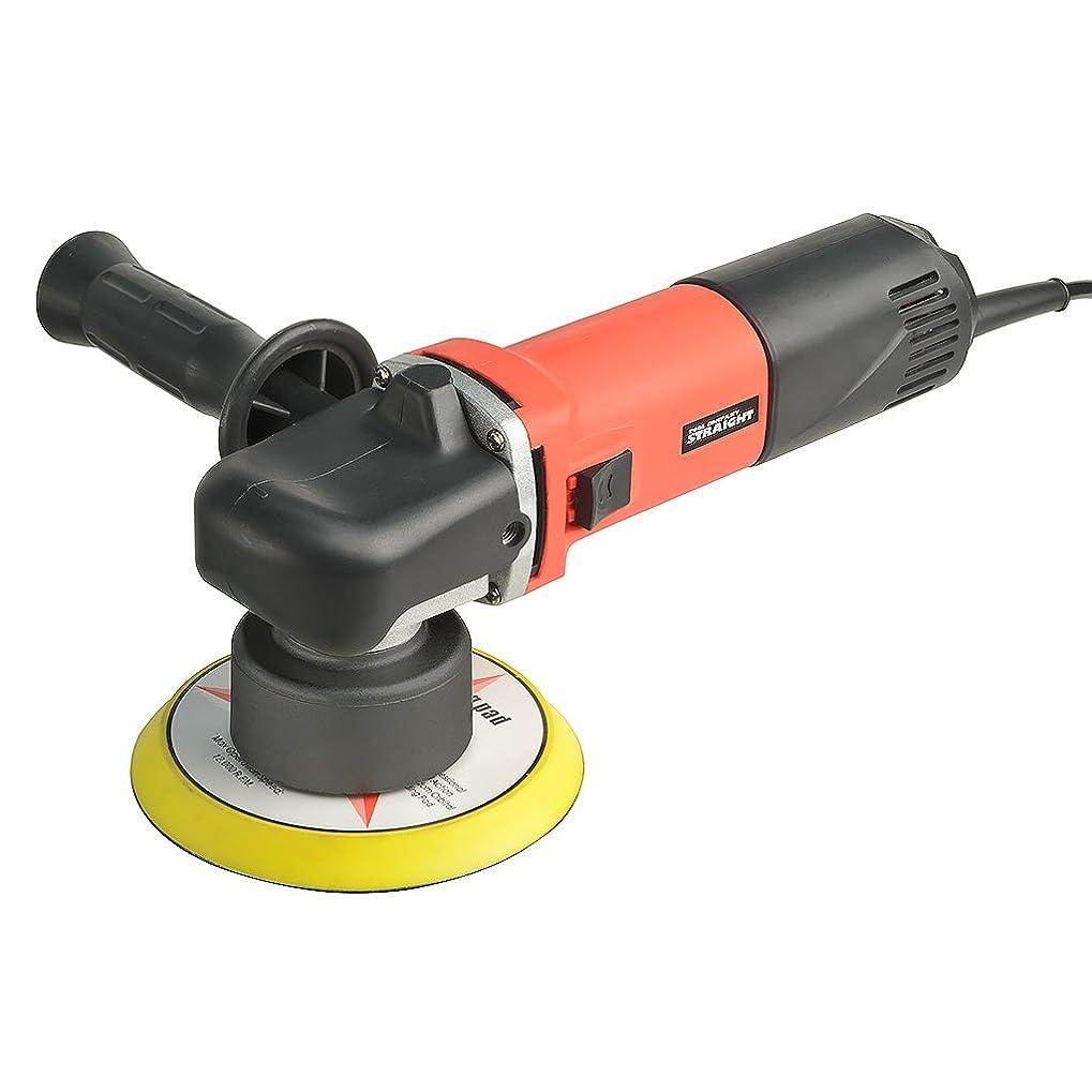 ヒールふさわしい機動(STRAIGHT/ストレート) 電動ダブルアクションポリッシャー AC100V 17-0008