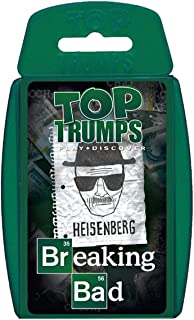 Top Trumps Breaking Bad - Collection Cards