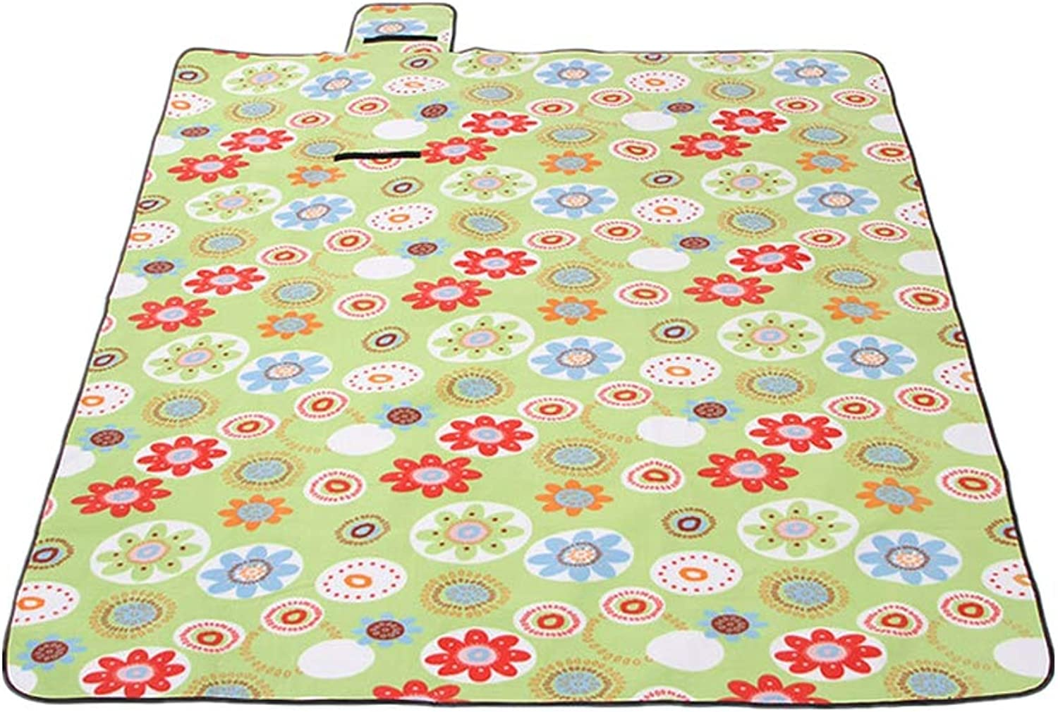 Picnic mat Out Portable Outdoor Thick Camping Camping Suburbs Waterproof and MoistureProof Beach Folding Travel pad 150  200cm