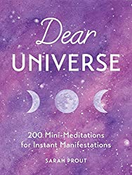 order Dear Universe on Amazon