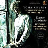 "Tchaikovsky: Symphonies Nos.4, 5 and 6 ""Pathetique"""