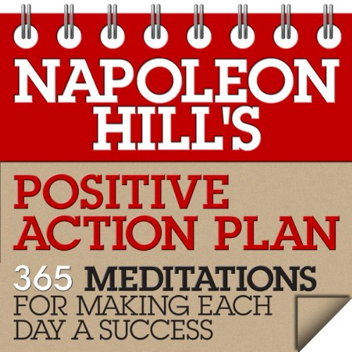 Napoleon Hill's Positive Action Plan audiobook cover art