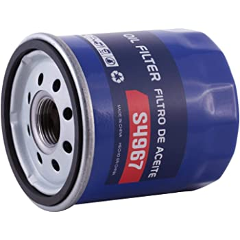 Amazon Com Stp Oil Filter S4967 Engineered To Last Up To 5 000 Miles Automotive