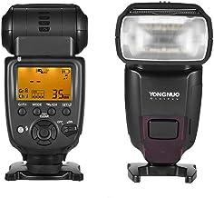 Sconosciuto YongNuo YN860LI wireless flash Speedlite batteria al litio Luce flash per Nikon Canon compatibile YN560III/YN560IV/YN660/YN968N