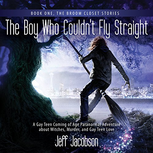 Couverture de The Boy Who Couldn't Fly Straight