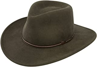 882c873fcff9b Amazon.com  Stetson - Cowboy Hats   Hats   Caps  Clothing