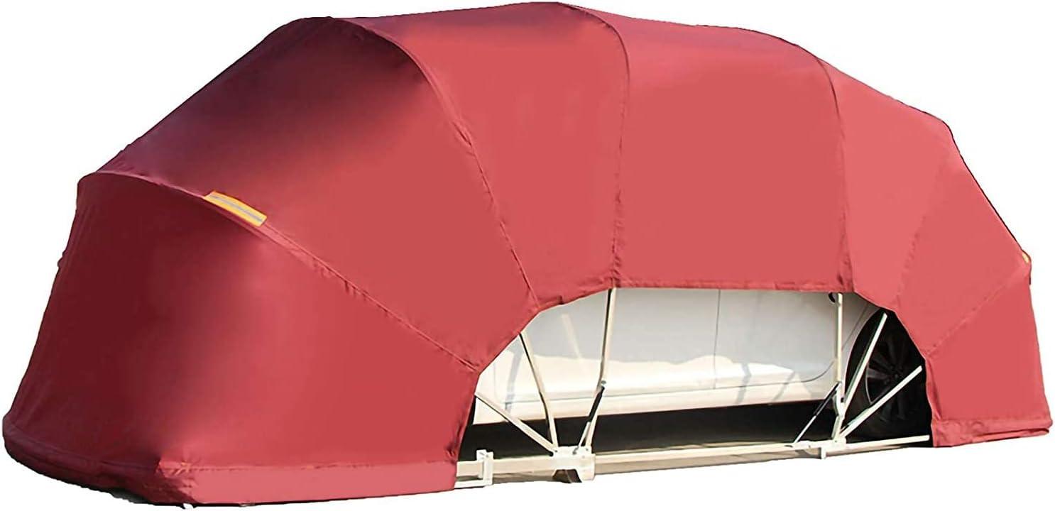 discount ADW Outdoor Sunscreen Folding Garage Tucson Mall Mobile Telescopic She Car