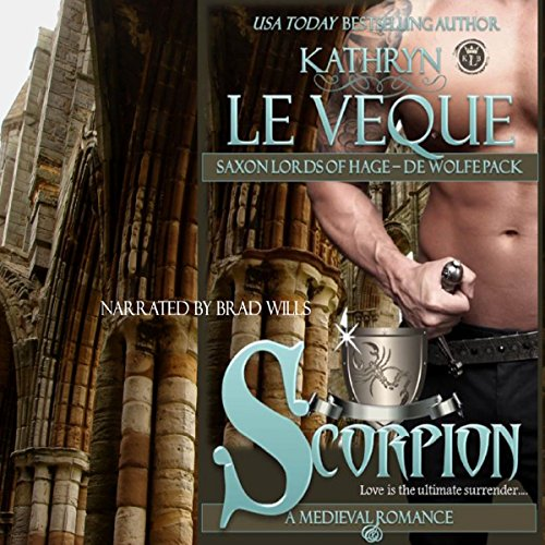 Couverture de Scorpion: Saxon Lords of Hage - De Wolfe Pack