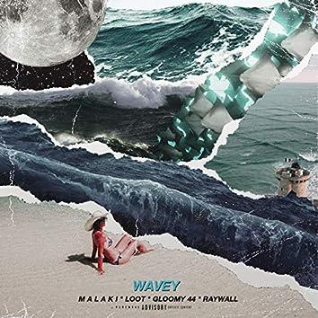 Wavey (feat. Yung Loot, Gloomy.44 & Raywall)