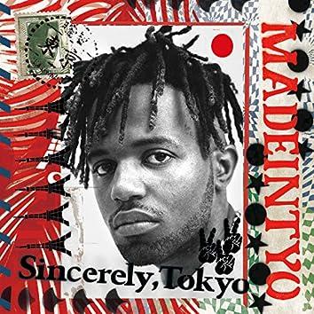 Sincerely, Tokyo
