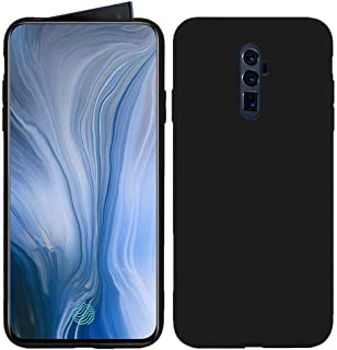 Matte flexible plastic Cover for Oppo Reno 10X zoom