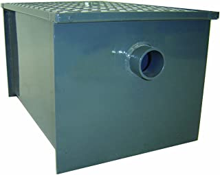 Best 15 gpm grease trap Reviews