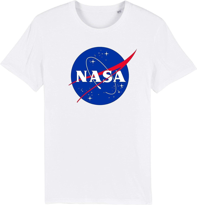 NASA Classic Logo Children's Unisex White T-Shirt