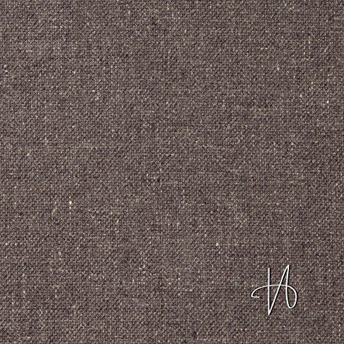 MIRABLAU DESIGN Stoffverkauf Panama Schurwolle Wollstoff mit Kaschmir beige braun (17-039M), 0,5m