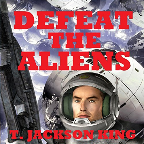 Defeat the Aliens audiobook cover art