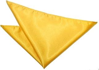 New DQT Plain Satin Handkerchief/Pocket Square