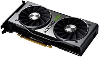 Nvidia Geforce RTX 2060 Super Founders Edition Graphics Card