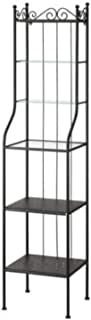 IKEA Ronnskar Shelf Unit Black 900.937.64 Size 16 1/2x69 1/4
