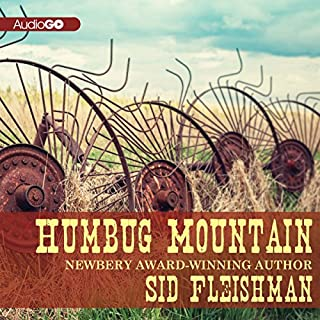 Humbug Mountain audiobook cover art