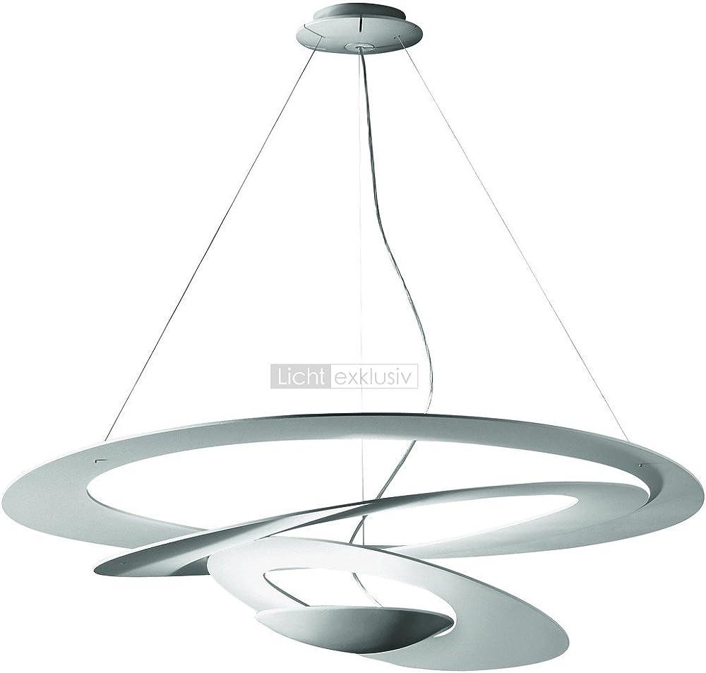 Artemide pirce mini halo sospensione, alluminio 1237010A