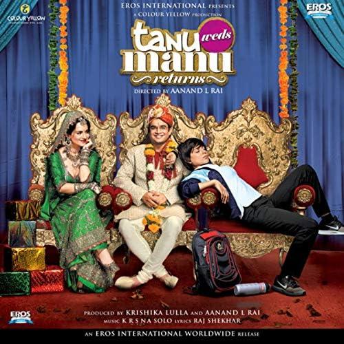 Krsna Solo & Tanishk - Vayu