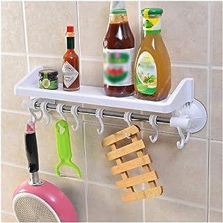 Antirouille Étagère moderne Petit plastique salle de bains Vanity étagère de rangement Organisateur Plateau for le maquill...
