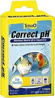 Tetra Correct Ph 7.0 Tablets for Aquarium Water