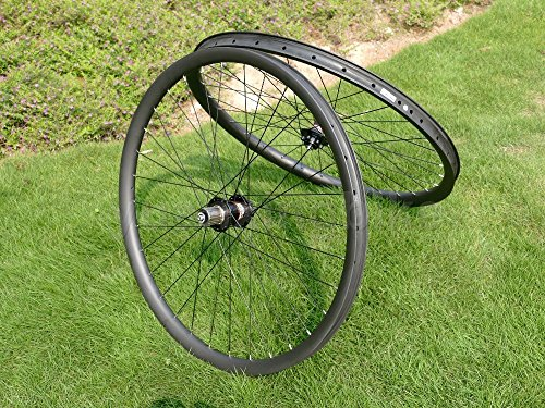 Toray Carbono Llantas Full Carbon Ud Brillante Bicicleta de Montaña 29Er Clincher Wheel Rim Disco de Freno Para Bicicleta Mtb Ruedas