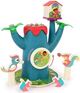 AM ANNA Woodpecker Catch Game Toy Intellectual Development Magnetic Early Education Toy