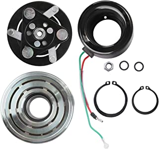 AC Compressor Clutch Assy for Honda CR-V Civic Acura ILX RDX Air Conditioning Repair Kit Plate Pulley Bearing Coil