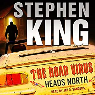 The Road Virus Heads North audiobook cover art