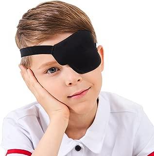 FCAROLYN 3D Eye Patch for Kids (Left Eye)