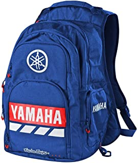 Troy Lee designs Official Yamaha Licensed RS2 Backpack (One Size, Blue))