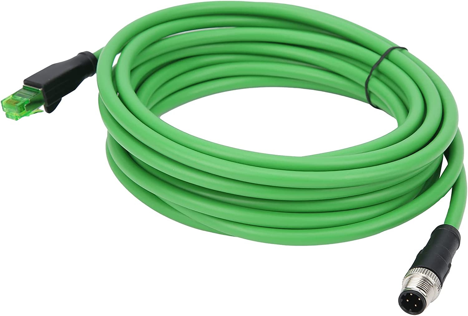 M12 Philadelphia Mall To Rj45 Industrial Ethernet Cable Ip67 Connectin Recommended Waterproof