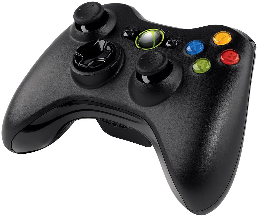 Microsoft Xbox 360 Wireless Controller For Windows Xbox 360 Console Electronics