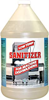 Low Temp Sanitizer-1 gallon (128 oz.)