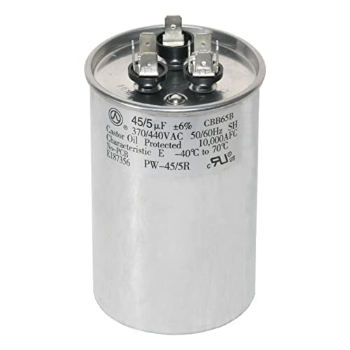 Capacitor for AC: Amazon.com on capacitor start induction motor diagram, start capacitor run motor wiring diagram, compressor start capacitor wiring diagram, 12 lead electric motor wiring diagram, 115 volt motor start capacitor wiring diagram, doerr lr22132 electric motor wiring diagram, capacitor start capacitor run motor diagram, capacitor circuit diagram,