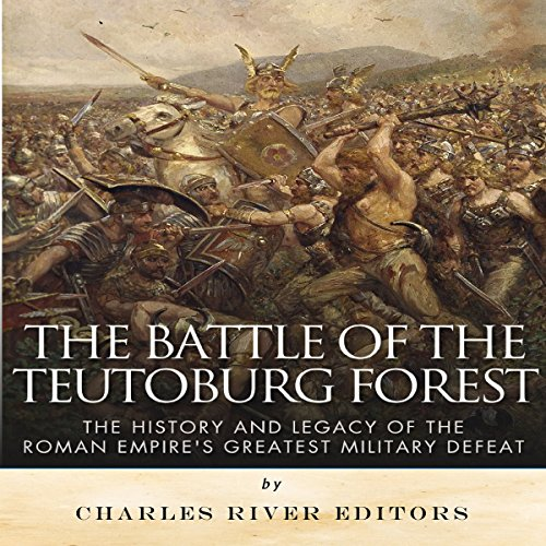 Couverture de The Battle of the Teutoburg Forest
