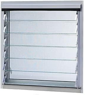 Jalousie Utility Louver Aluminum Screen Window