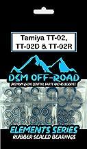 Tamiya TT-02, TT-02D & TT-02R Sealed Bearing Kit (16 Bearings)