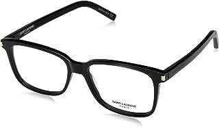 4a31205a14f Saint Laurent SL1 008 Black SL 1 Square Sunglasses Lens Category 3 Lens  Mirrore