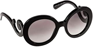 Sunglasses Prada 0PR 27NS 1AB3M1 BLACK
