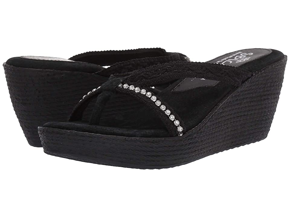 Sbicca Luxurious (Black) Women