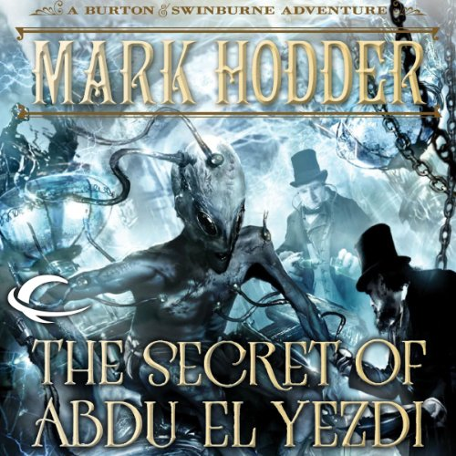 The Secret of Abdu El Yezdi cover art