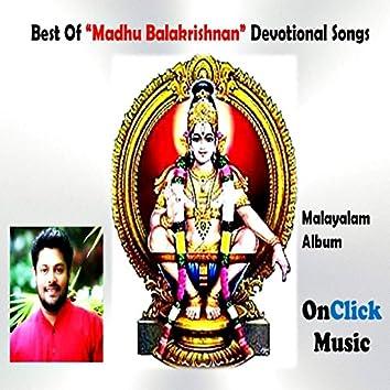 Best of Madhu Balakrishnan Devotional Songs
