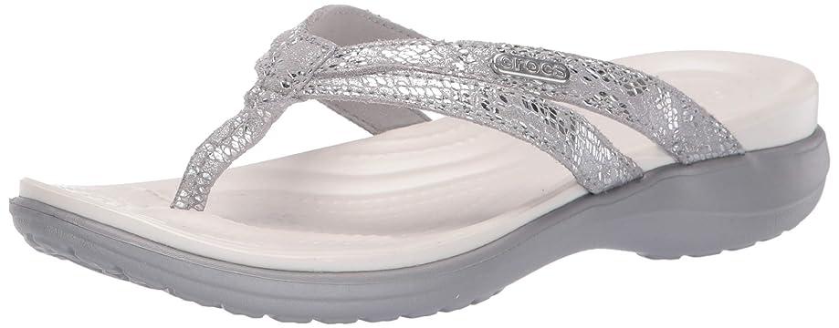 Crocs Women's Capri Strappy Flip Flop