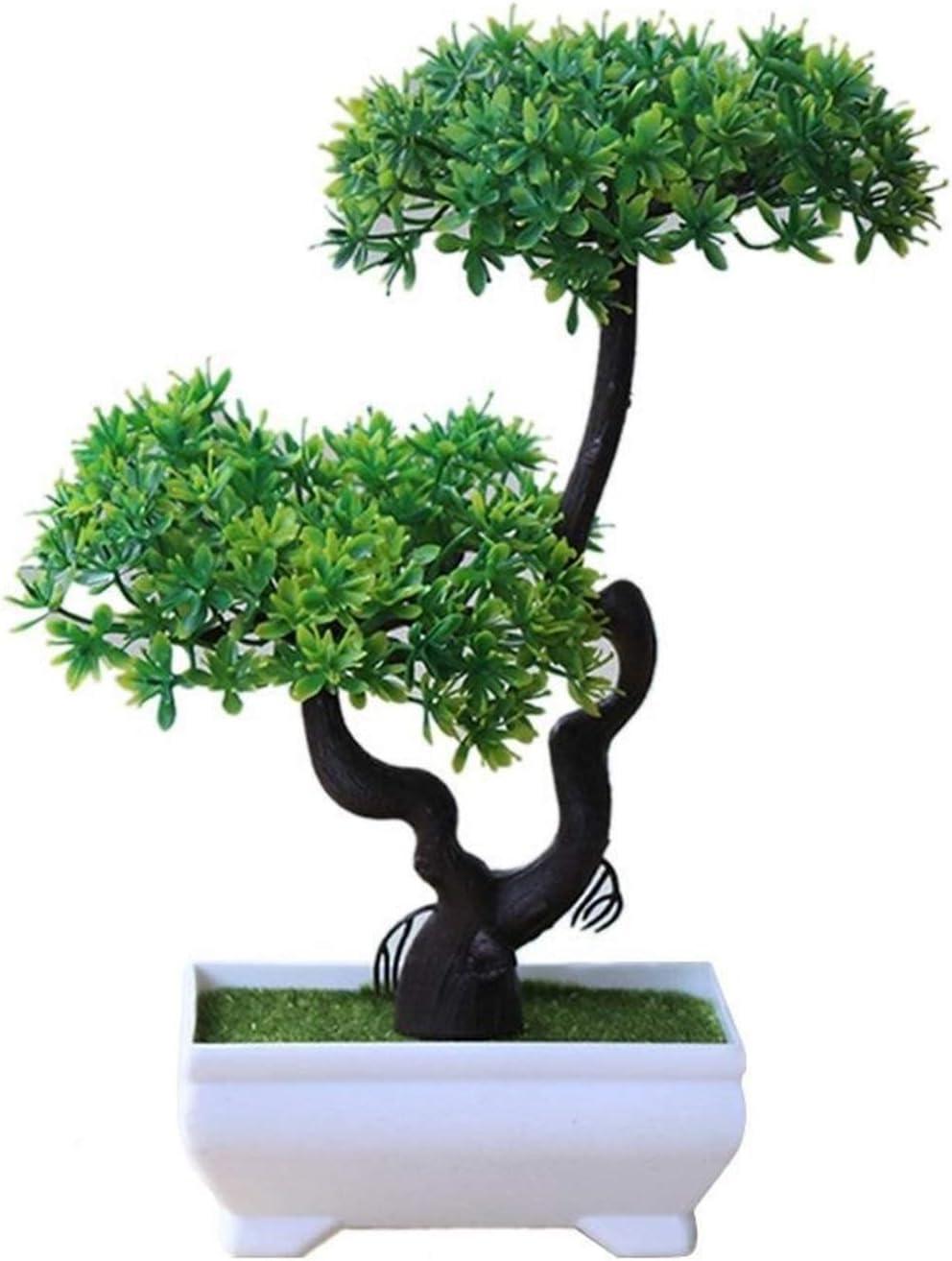 xuejuanshop Fake Plants Al Max 59% OFF sold out. Artificial Tree Plant Bonsai Potted