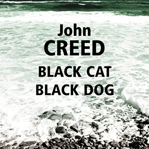 Black Cat Black Dog audiobook cover art