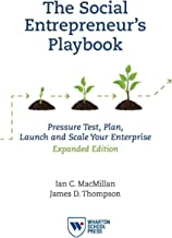 The Social Entrepreneur's Playbook, Expanded Edition: Pressure Test, Plan, Launch and Scale Your Enterprise