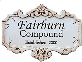 product image for Custom Home Name Sign